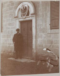 Fotoalbum [Stipendiat] [Deutsches Palästina-Institut, Jerusalem]