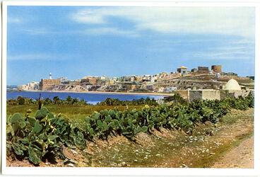 Postkarte Sidon