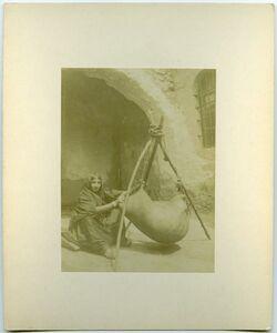 Fotografie Buttern elkerak [Al-Karak]