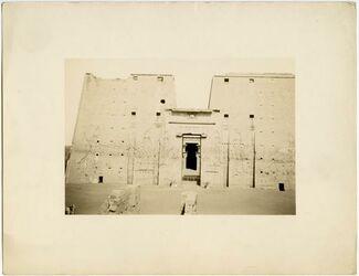 GDIs02015; Fotografie; [wohl Ägypten], aus einem Bestand von rund 90 Papierabzügen (GDIs01982-GDIs2071)