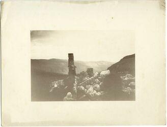 Fotografie [Arabische Halbinsel, vielleicht Baalbek oder Gerasa]