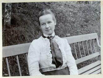 Fotografie Sommer 1902