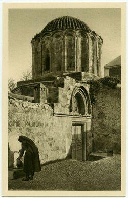 Postkarte Rodi [Rhodos]. La Cappella di S. Marco