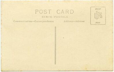 GDIs02324; Postkarte; Nazareth. Hotel Galilee