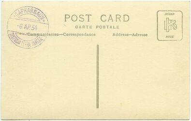 GDIs02336; Postkarte; [Kapitell]