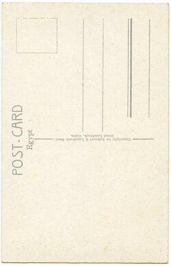 GDIs02338; Postkarte; Cairo [Kairo] - The Citadel