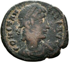 Münze Münze, Constantius II.