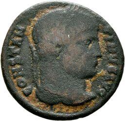 Münze Münze, Constantinus I.