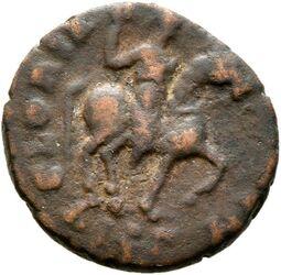 Münze Münze, Honorius