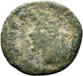 Münze [Vermerk: Alexander Jannäus]