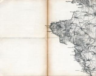 243 Tropplowitz. Topographische Karte vom östlichen Theile der [preussischen] Monarchie (Generalstabskarte); [Veröffentlichung ab 1841], [Erstellung von 1822 - 1857], AltKW/I20.01/00001/0243