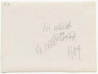 GDIp01512; Fotografie; bei ch. Eddrehime [schech ibrak, durchgestrichen, ?], in Bestand von rund 5.000 nach Themen und Orten sortierten Kleinbildabzügen