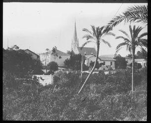 Glasplattendia Deutshe Kolonie, Jaffa v. O. H.