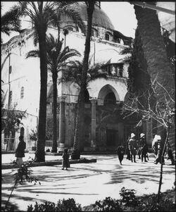 Glasplattendia Moschee in
