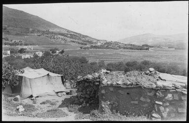 Glasplattendia Ebene von Sichem