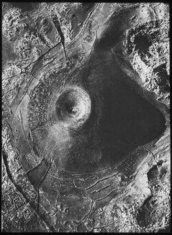Glasplattendia Krater sw. V. es-suweda (tell el-hadid)