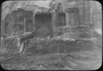 Glasplattendia Idolnische Nr. 51 [Petra]