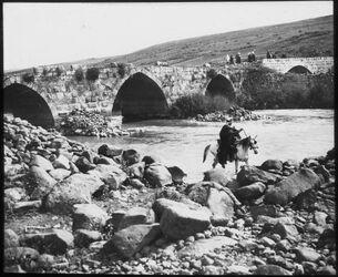 Glasplattendia Jakobsbrücke [Jordan]