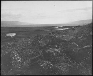 Glasplattendia See von Tiberias [See Genezareth] v. N.