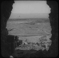 Glasplattendia The Jordan Valley