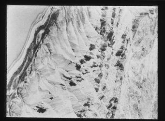 Glasplattendia Dschebel [djebel, gebel] Usdum (Südende Totes Meer) Stein- und Salzwüste