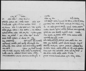 Glasplattendia Habakuk-Kommentar (Kol. 9 u.10 = 2,7-14) [Qumran-Funde]