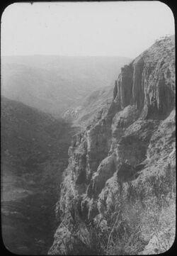 Glasplattendia W. [wadi] ettafile [et-tafile]