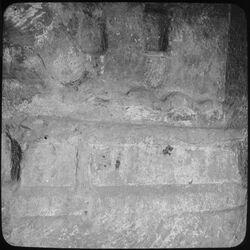 Glasplattendia Schlangenaltar Nr. 210d [Petra]