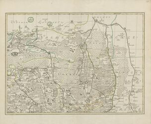 Schenk. Atlas Saxonicus Novus (Schenkscher Atlas) Altkarten; Thematische Karten - Politik-, Rechts- und Verwaltungskarten
