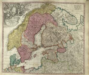 [Atlas Germaniae specialis (Atlas Maior II), 1753] Altkarten