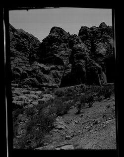 GDIn00001; Planfilmnegativ; [Berglandschaft], gehört zum Umschlag 1.01