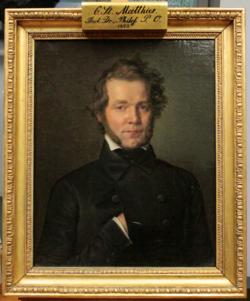 Gemälde Matthies, Conrad Stephan