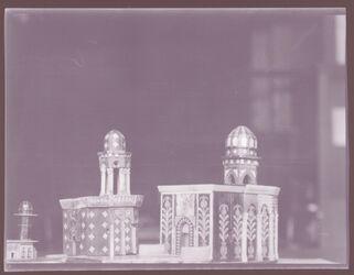 GDIn00217; Planfilmnegativ; [Modelle der Grabskirche], Gehört zum Umschlag 1.21