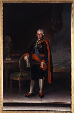 Gemälde Gustav III., König von Schweden