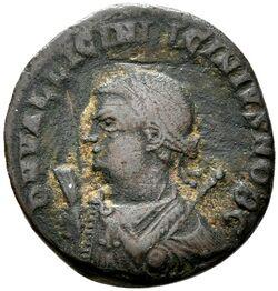 Münze Münze, Licinius II.